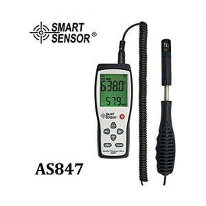 Humidity and Temperature Meter AS847 Smart Sensor