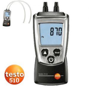 Digital Manometer Testo 510, Differential Pressure Meters Price in Bangladesh