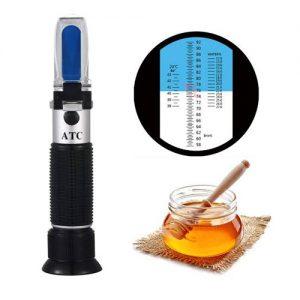 Hand Refractometer 58-92% Honey