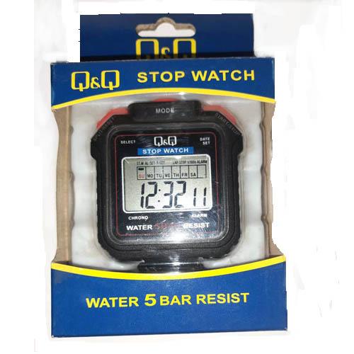 Q&Q Stop Watch HS43