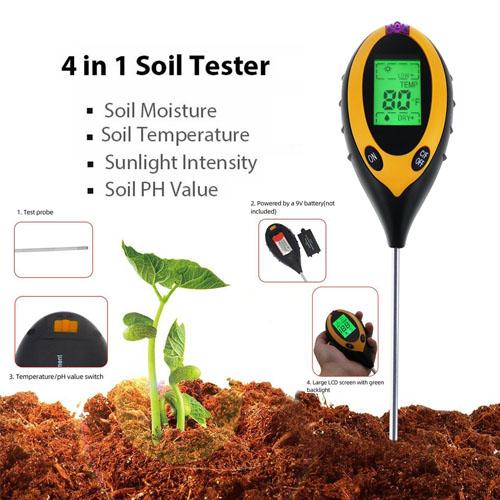 Soil pH Moisture Meter Price in Bangladesh