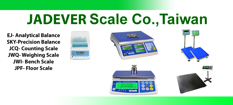 Jadever scale co., Ltd.