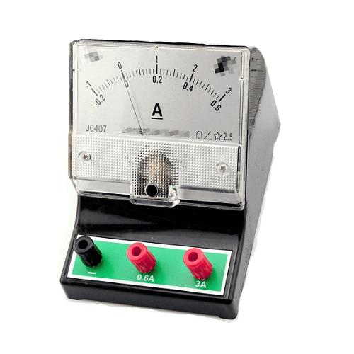 Ammeter DC Model 0407