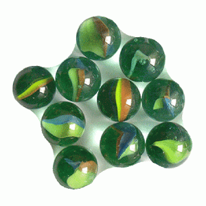 Glass Marble for Physics Lab