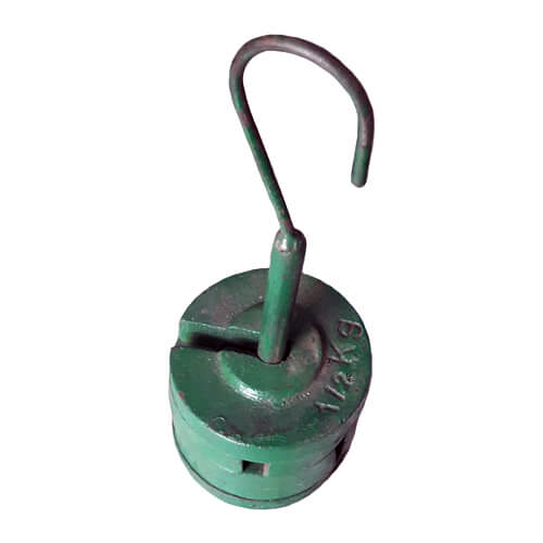 Kg Weight with Hook