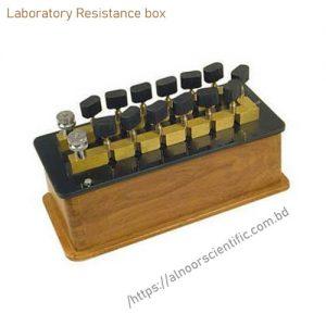 Laboratory Resistance Box 0-5000 Ohm Price in Bangladesh
