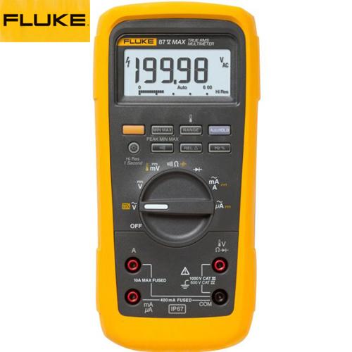 Digital Multimeter Fluke 87 MAX True-rms Price in Bangladesh