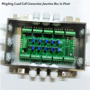 Junction Box 10 Port, Load Cell Connection Junction Box Price in Bangladesh