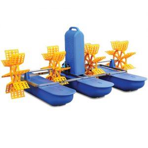 Paddle Wheel Aerator 4 Impeller 1HP Single Phage Price in Bangladesh