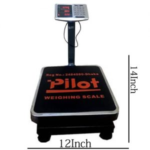 Pilot Electric Weight Scale 100Kg Price in Bangladesh