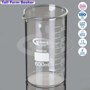 Tall Form Beaker Glassco UK Price in Bangladesh